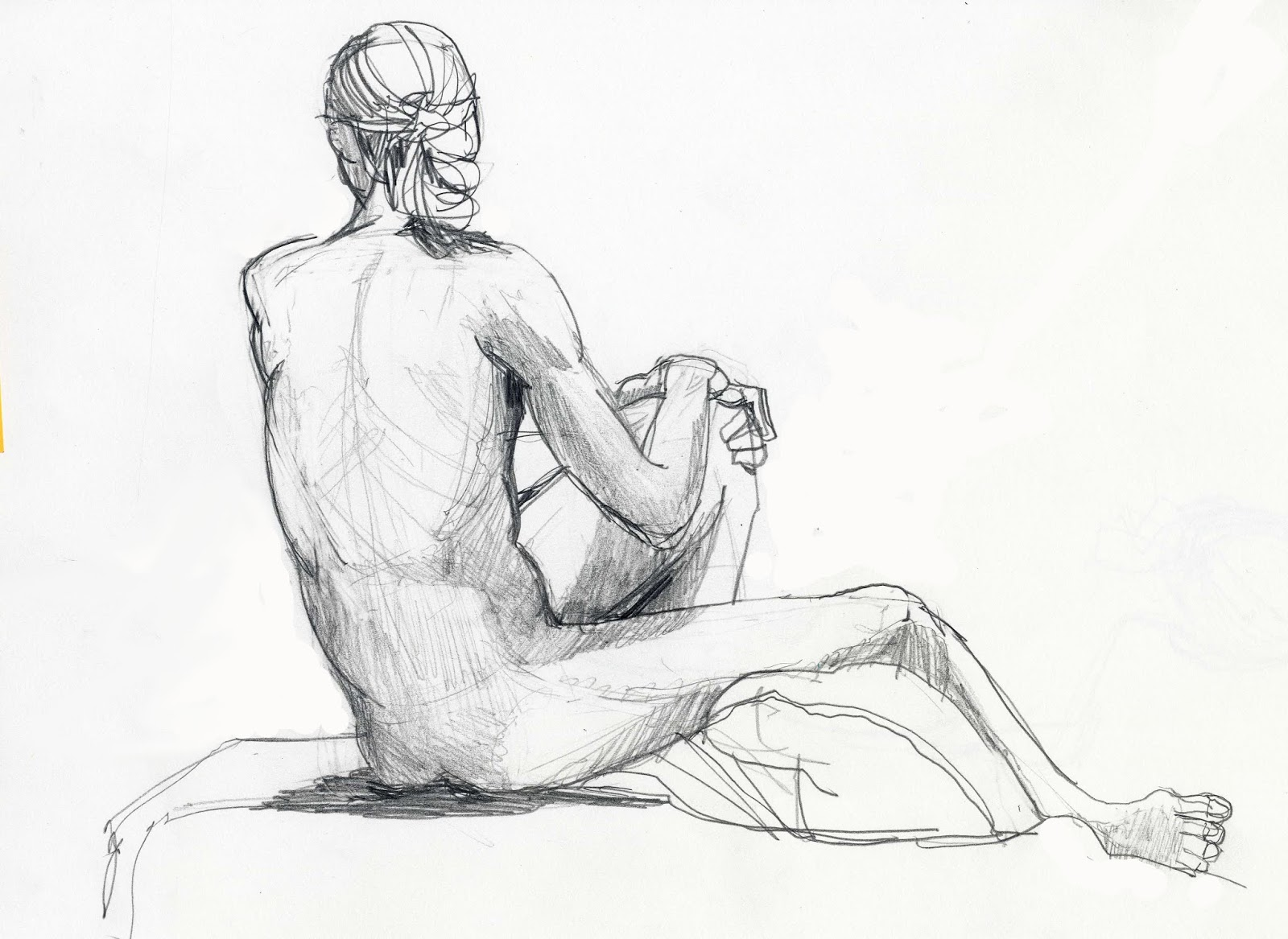 Life Drawing for Designers...