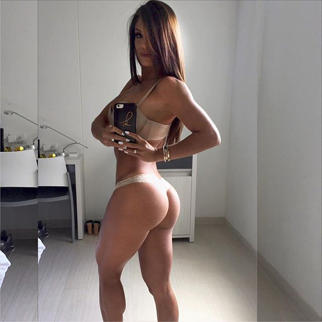 Michelle Lewin Fitness Models  Instagram photos