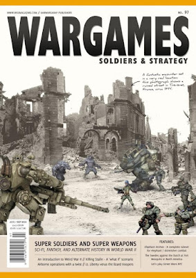 Wargames, Soldiers & Strategy, 97, Aug-Sep 2018