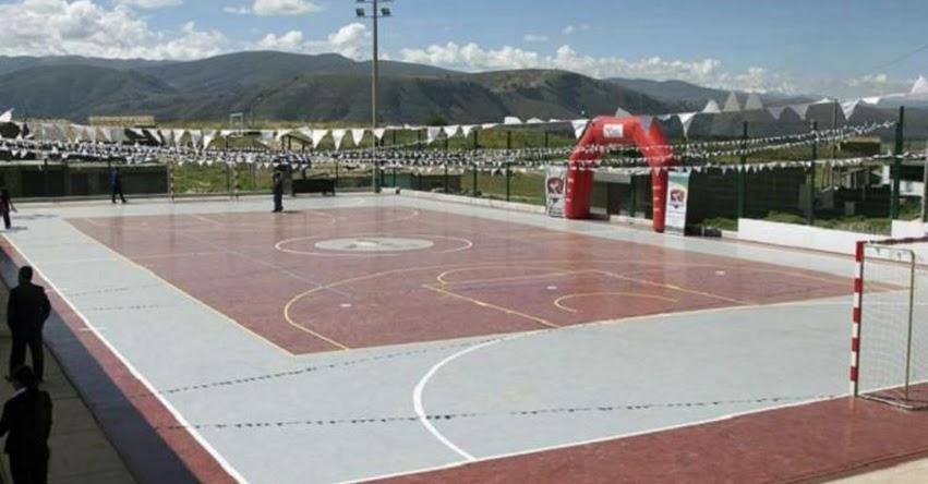 IPD: Inauguran en Jauja moderno complejo polideportivo - www.ipd.gob.pe
