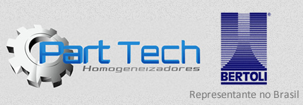 Part Tech Homogeneizadores