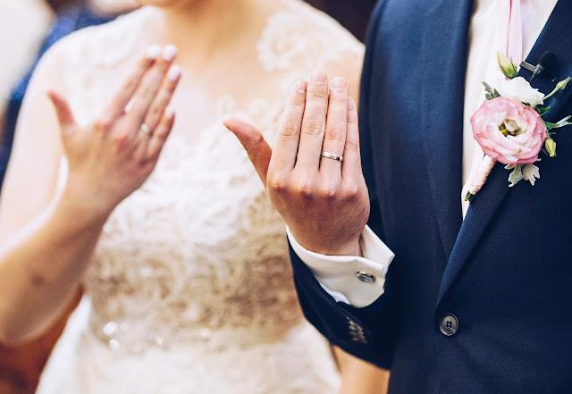 ślubne inspiracje, obrączki ślubne