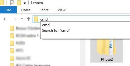 Tips Membuka Command Prompt di Windows 10 langsung dari Windows ...