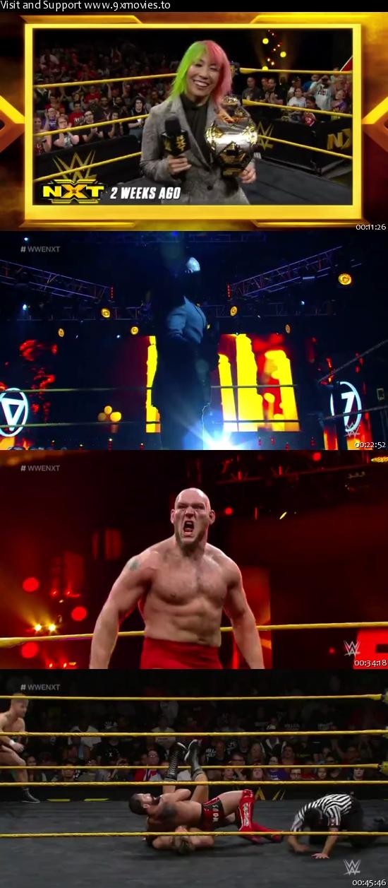 WWE NXT 20 September 2017 WEBRip 480p