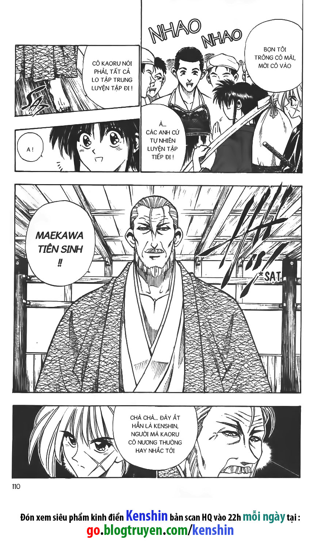 Rurouni Kenshin chap 34 trang 10
