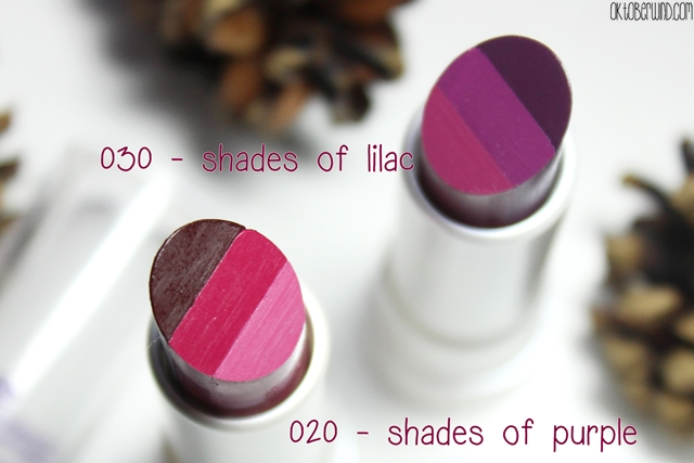 p2-allaboutberries-blurred lines ombre lipstick-shades of purple-shades of lilac