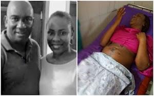 FRESH UPDATE:  Female Lawyer Who Killed Her Husband In Lagos