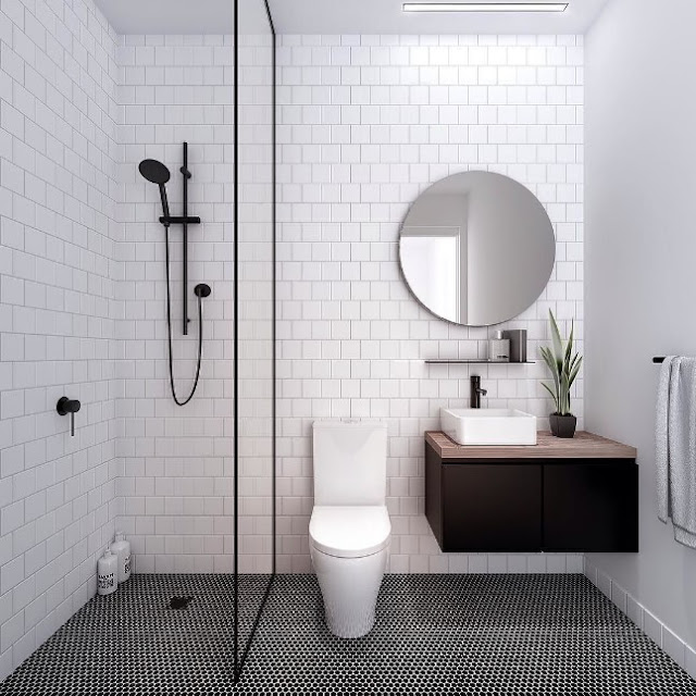 The latest bathroom designs