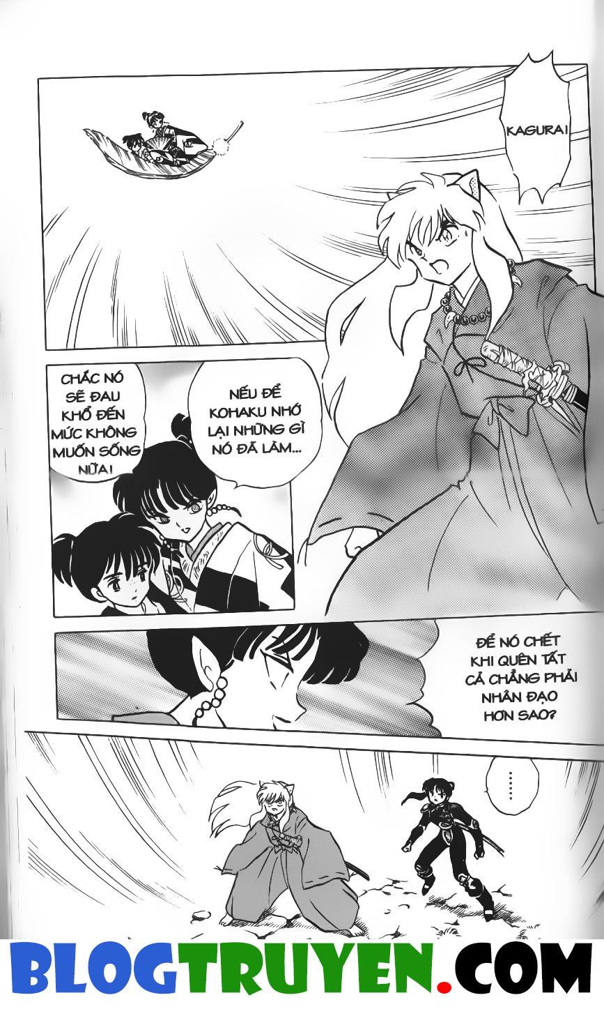 Inuyasha vol 19.4 trang 10