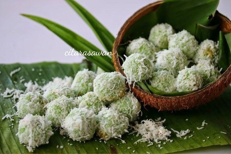 Onde-Onde / Buah Melaka ~ Blog Kakwan