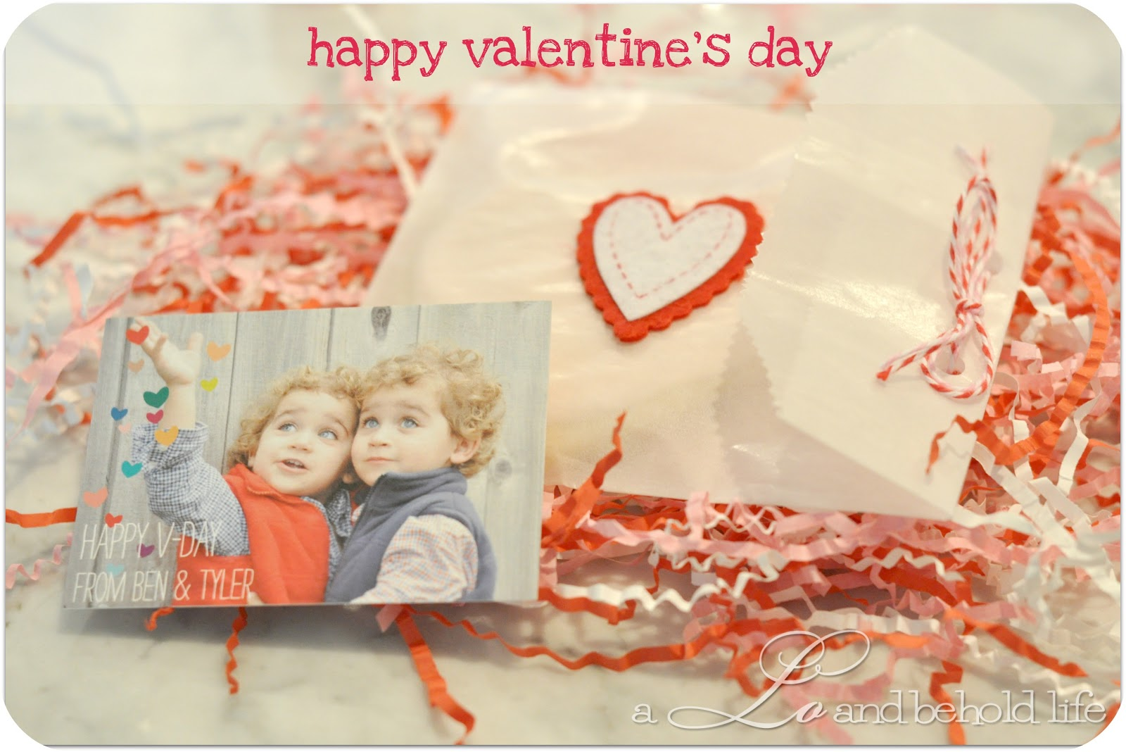 Sweet Valentine | A Lo and Behold Life