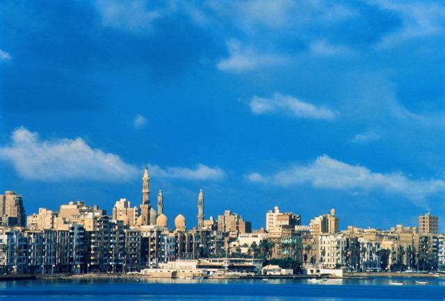 Alessandria, L'antica capitale d'Egitto