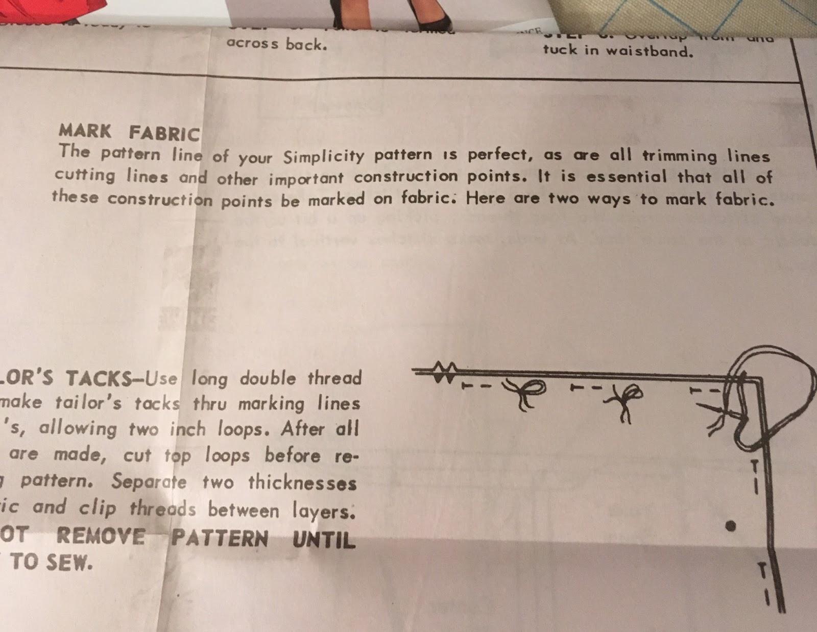 ernie k designs: Instructions are the hardest part