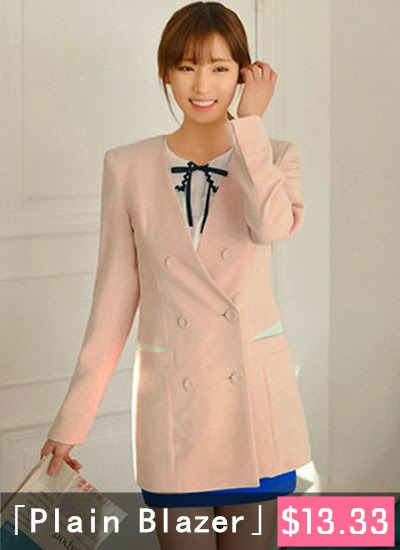 http://www.wholesale7.net/2014-spring-new-no-collar-double-breasted-plain-color-lady-fitted-blazers_p128157.html