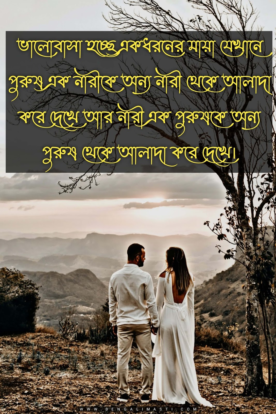 bangla romantic quotes in-bangla font