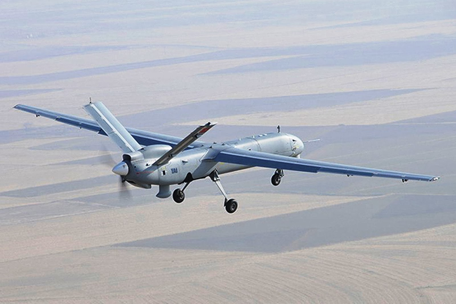 TAI Anka S Armed Drone Turkish Version Of American Predator