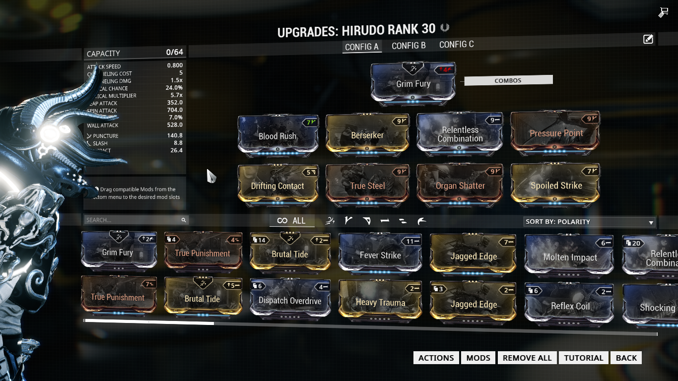 The Best Chroma Build In Warframe Overkill Chroma Build Grind Hard Squad Warframe builds primary weapon builds secondary weapon builds melee weapon builds. warframe overkill chroma build