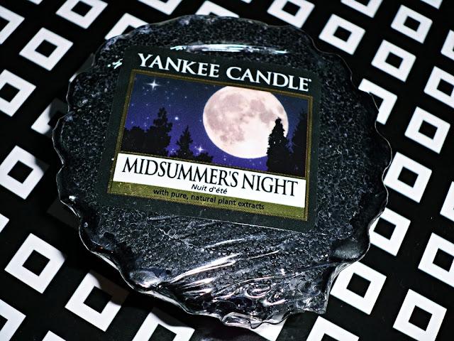 Yankee Candle wosk męski
