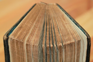 Cuidado com o tamanho do primeiro livro.