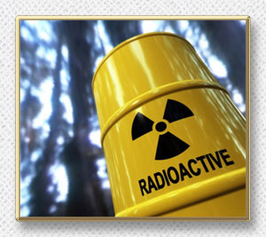 dangerous goods RADIOAKTIF