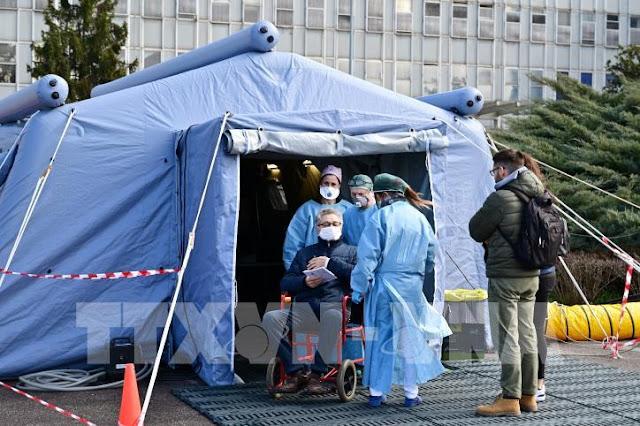 Đại dịch Covid-19: Với suy nghĩ của châu Âu thì thế giới khó đoán định hồi kết của đại dịch