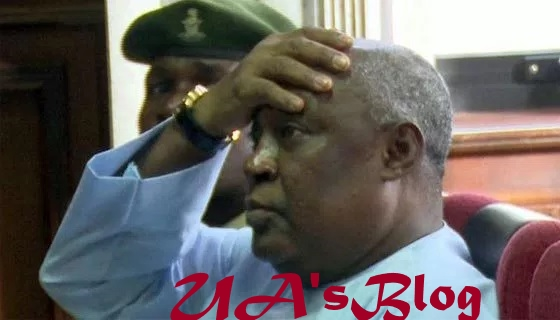 JUST IN: Court terminates charges against Alex Badeh