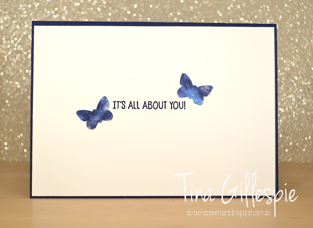 scissorspapercard, Stampin' Up!, Floating Frames Technique, Picture Perfect Birthday, Birthday Cheer, Butterfly Duo Punch, Garden Impressions DSP