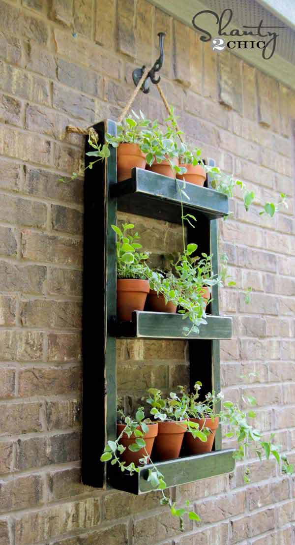 28 Ways to Accessorize Your Household With Creative DIY ... on Hanging Plant Stand Ideas  id=61964