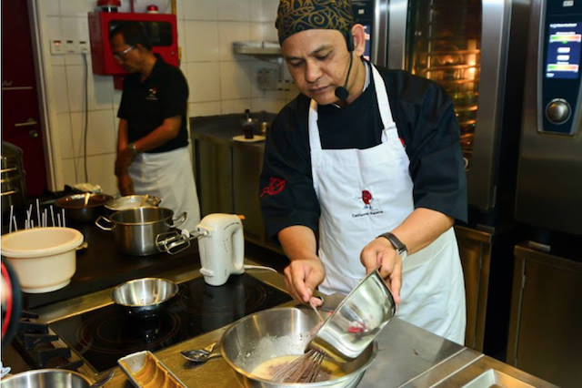 Celebrity chef Anuar Draman. Pic credit: elanakhong.com