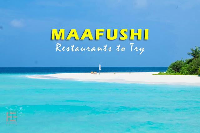 Where to eat in Maafushi Island