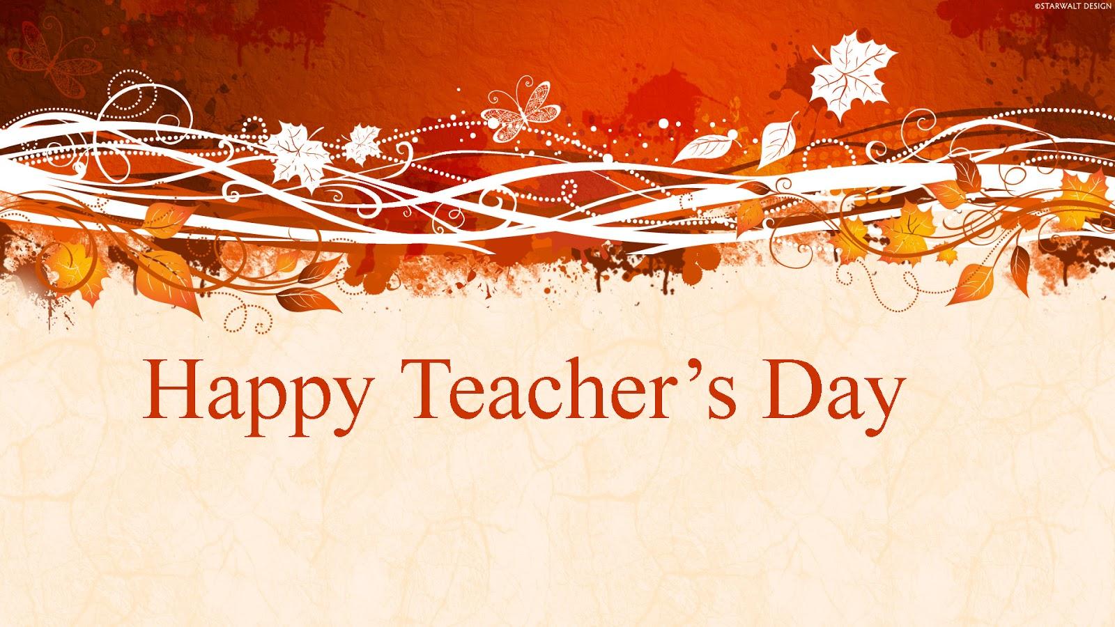 com teachers day  teachers day