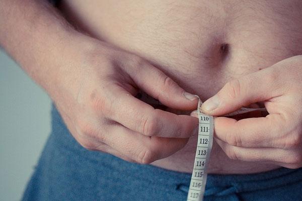 medindo a barriga para emagrecer