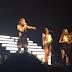 'Si no te gusta el show te puedes ir', dice Belinda a una espectadora