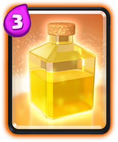 Carta da Cura no Clash Royale - Wiki da Carta