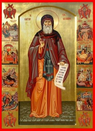 Sfantul Dimitrie Izvoratorul de Mir   Sf. Dimitrie