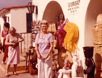 Nanny & Dorothy in Mexico