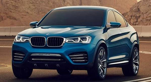 2018 G02 BMW X4 M Version Release Date 2019