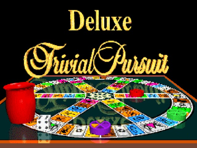 Trivial Pursuit Deluxe Pc Juegolibre Pc