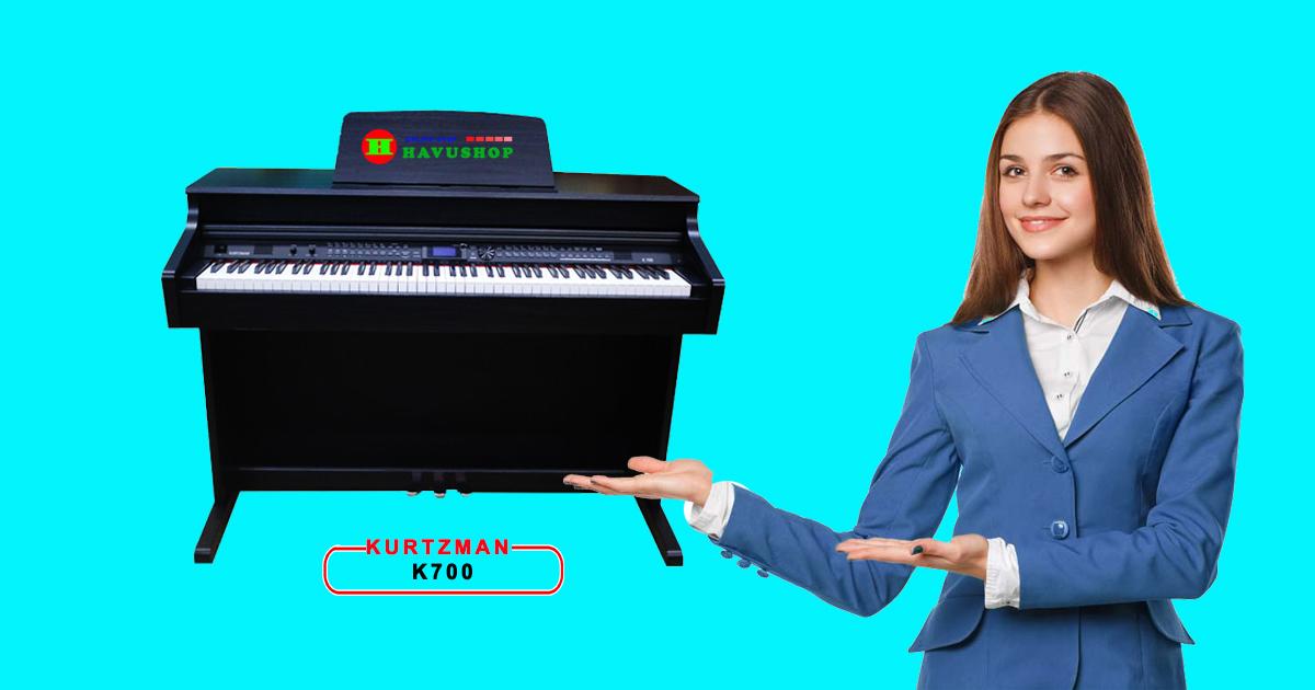 đàn piano kurtzman ks7