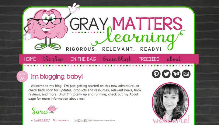 Gray Matters Learning