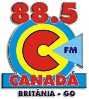Rádio Canadá FM de Britânia GO ao vivo