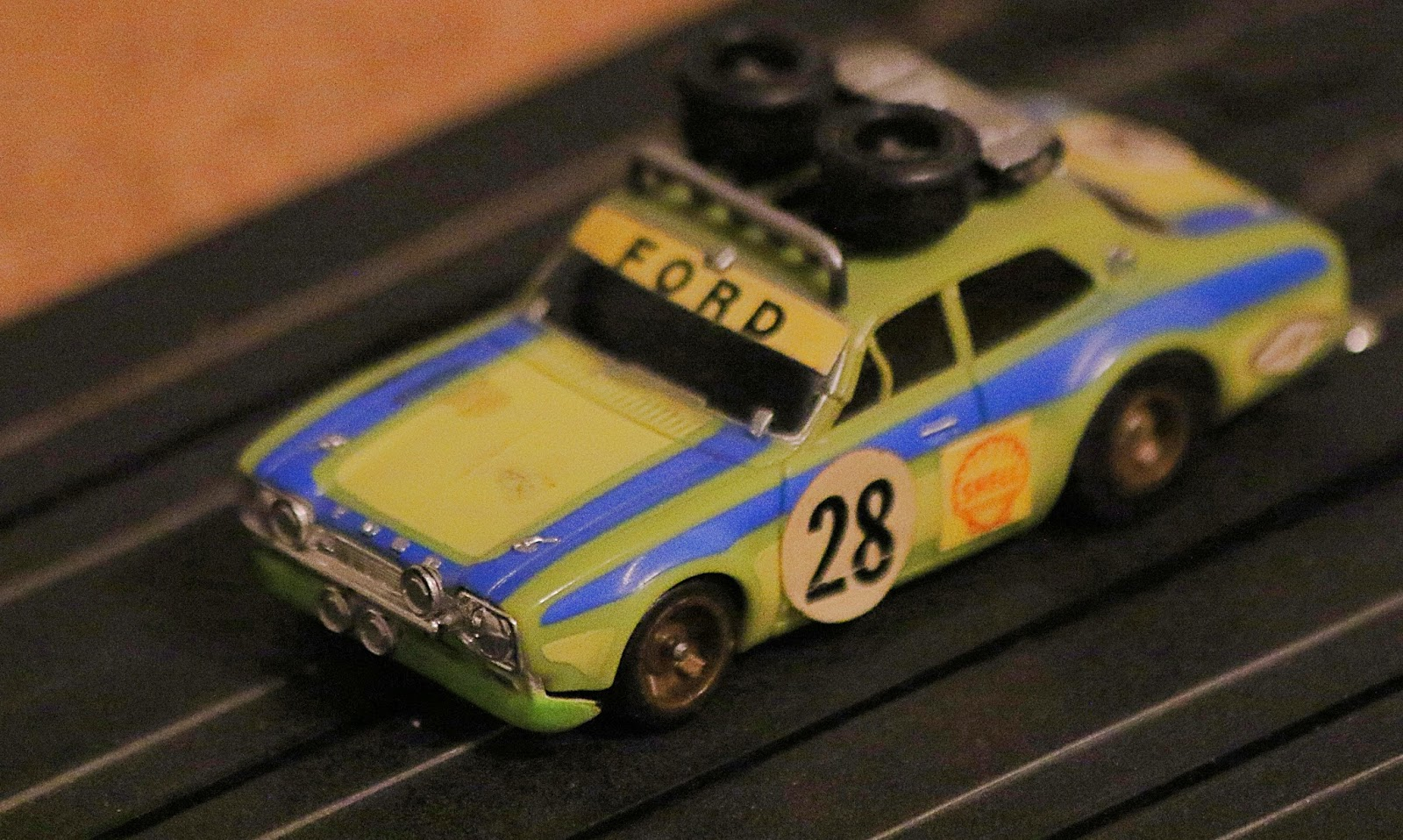 Rouen Les Afx 64 Memories Of Ho Scale English National Slot Car Racing Life Like Rokar Chassis Repair Parts And Diagrams Very Unusual Group C Winner