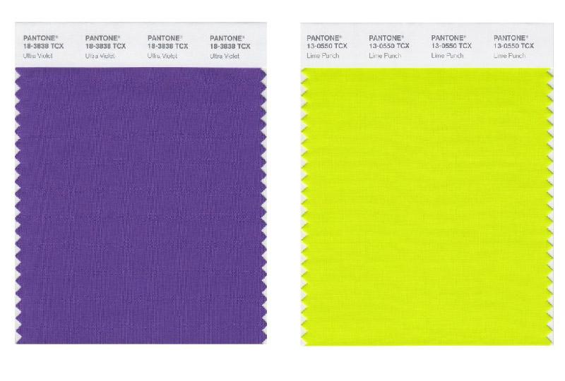 Scegliere gli accostamenti di colore