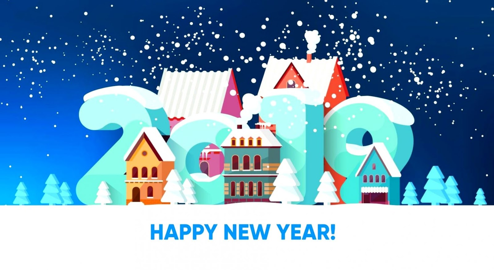 3D New Year Wallpaper  Wallpapers PC
