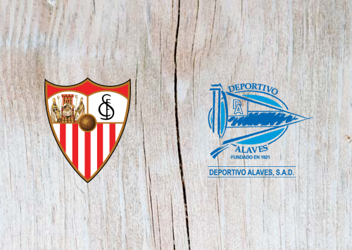 Sevilla vs Alaves - Highlights 4 April 2019