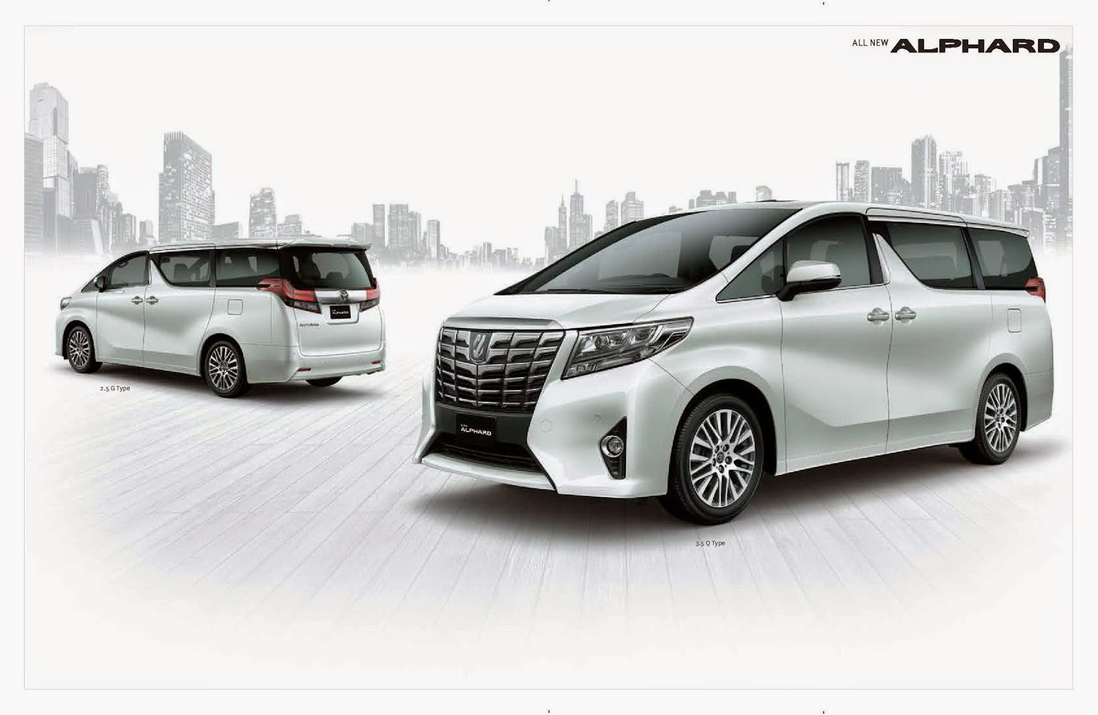 All New Alphard Vs Vellfire Toyota Yaris Trd Sportivo 2017 Indonesia Nissan Elgrand Comparison Autos Post