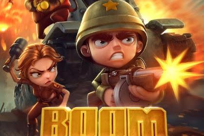 Boom Force War Game Mod Apk v1.9.6 For Android