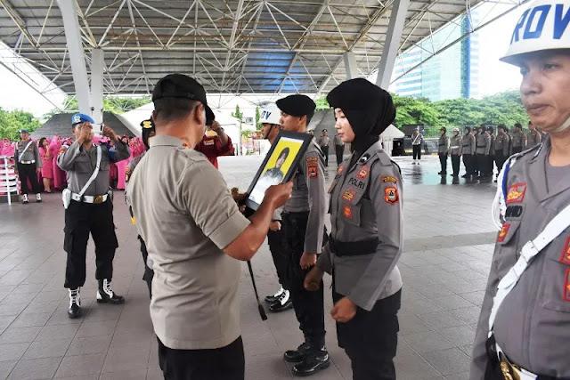 Wooww..Polisi Temukan 11 Video Bugil Brigpol Dewi, Suami Juga Temukan Bill Check In di Hotel