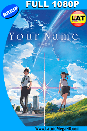 Your Name (2016) Latino Full HD 1080P ()