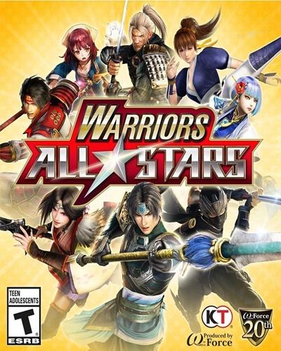 โหลดเกมส์ Warriors All-Stars